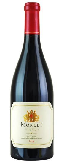 2014 Morlet Family Vineyards Pinot Noir Joli Coeur