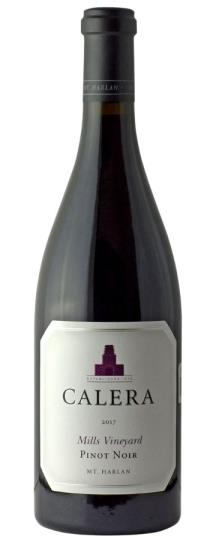 2017 Calera Pinot Noir Mills Vineyard