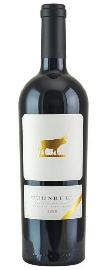 2018 Turnbull Wine Cellars Cabernet Sauvignon Oakville Reserve