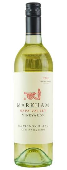 2018 Markham Sauvignon Blanc