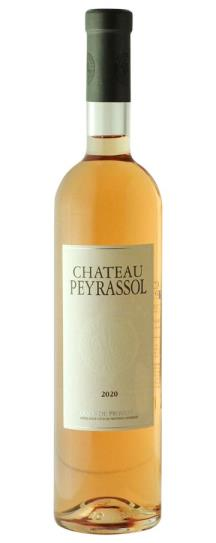 2020 Commanderie de Peyrassol Provence Rose