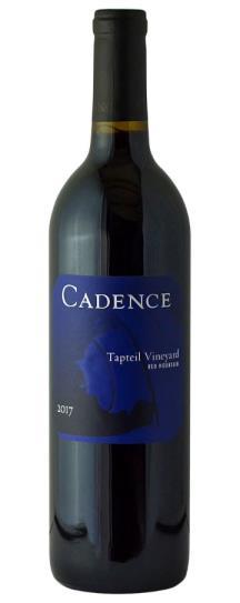 2017 Cadence Tapteil Vineyard