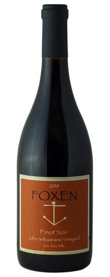 2018 Foxen John Sebastiano Vineyard Pinot Noir