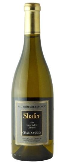 2019 Shafer Vineyards Chardonnay Red Shoulder Ranch