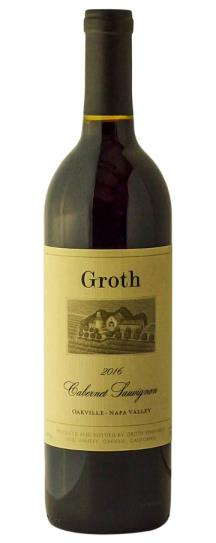 2016 Groth Cabernet Sauvignon