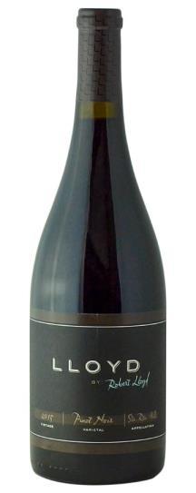 2015 Lloyd Pinot Noir Santa Rita Hills