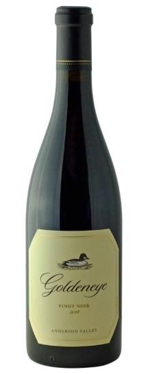 2018 Goldeneye (Duckhorn) Pinot Noir