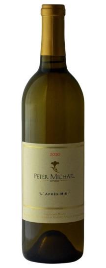 2020 Peter Michael Winery Sauvignon Blanc l'Apres Midi