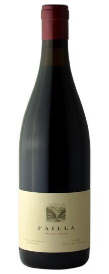 2019 Failla Seven Springs Vineyard Pinot Noir