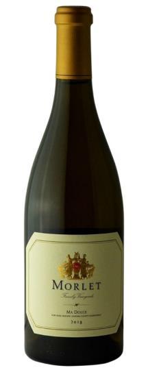 2018 Morlet Family Vineyards Chardonnay Ma Douce