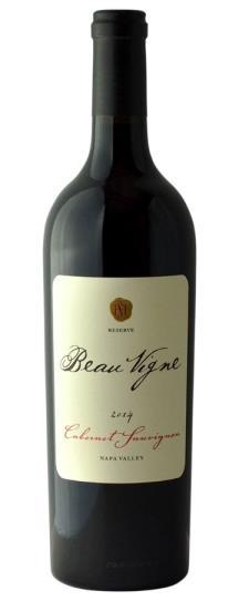 2014 Beau Vigne Cabernet Sauvignon Reserve