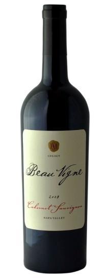 2018 Beau Vigne Legacy Cabernet Sauvignon