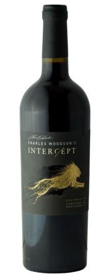 NV Charles Woodson Intercept Cabernet Sauvignon Paso Robles
