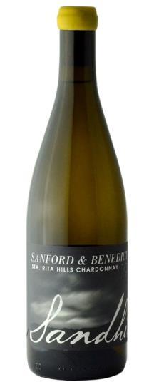 2019 Sandhi Sandhi Chardonnay Sanford & Benedict