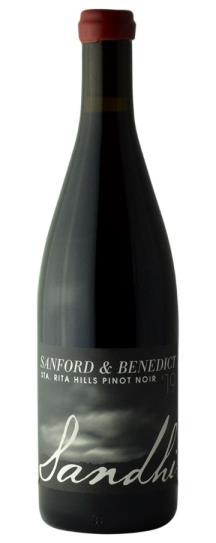 2019 Sandhi Sanford &  Benedict Pinot Noir