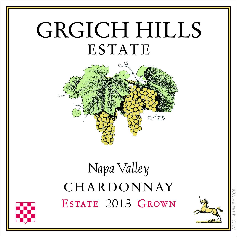 2013 Grgich Hills Napa Valley Chardonnay
